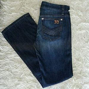 Joe's Jeans Provocateur Bootcut Dark Wash
